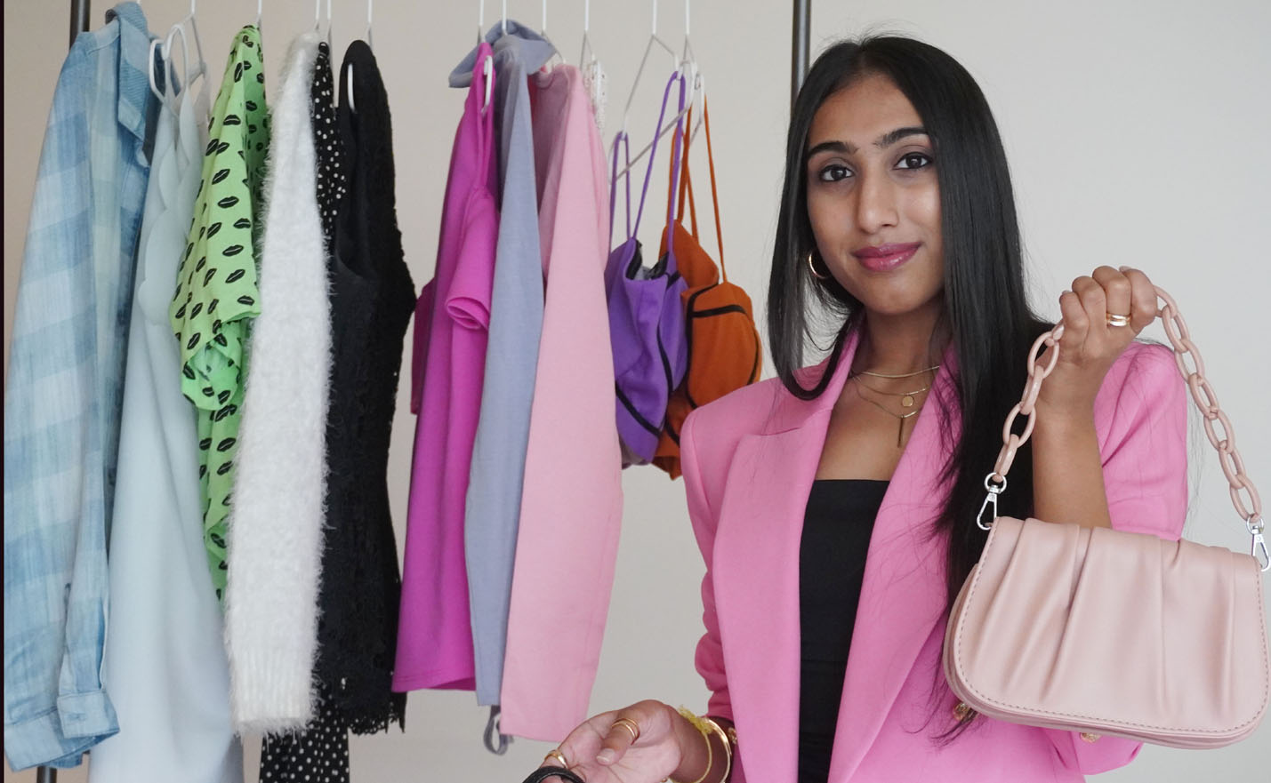 Hyderabad's 17 years old teenager, Trisha not only conceptualises one the of earliest thrift stores in South India but also turns it very successful