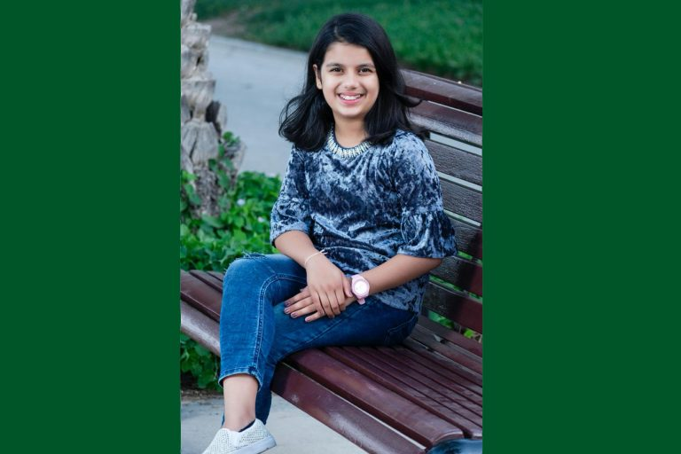 Sara Chhipa, 10 yrs old, Indian Creates the World Record