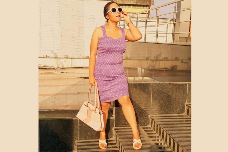 Influencerquipo presents Emerging female lifestyle content creator of the year – SWAPNILA GOSWAMI