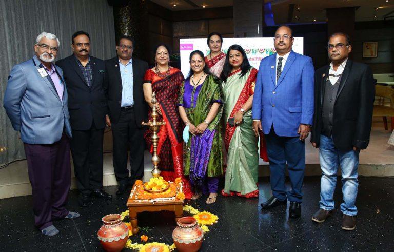 All Women Lions Club, Hyd Petals held its Installation night