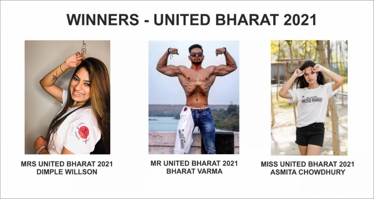 """2nd """"United Bharat and United India Kids 2021"""", Event held on May-July 2021 by Abeera Events"""
