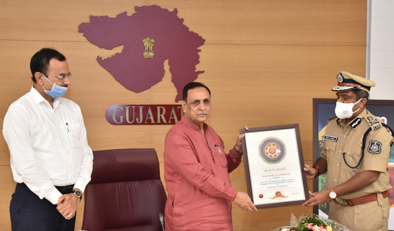 Gujarat: CM releases a book outlining the history of the state prisons and current prisoner correctional activities