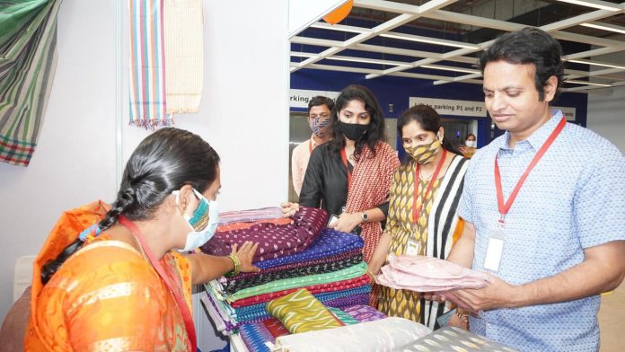 TFMC and IKEA join hands in promoting Handloom Monday